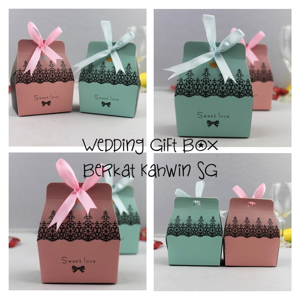 Wedding Gift Boxes Singapore : ... of Gift Boxes For Wedding Berkat Kahwin - Berkat Kahwin Singapore