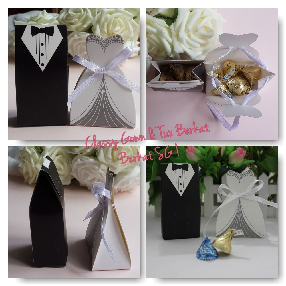 Wedding Gift Box Singapore : ... Guests types of gift boxes for wedding berkat kahwin in singapore box