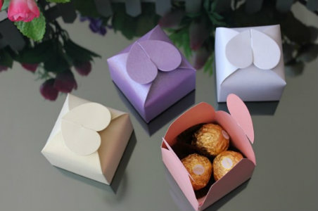 Wedding Gift Box Singapore : ... Berkat Wedding Favor- Chocolate Favor Box - Berkat Kahwin Singapore