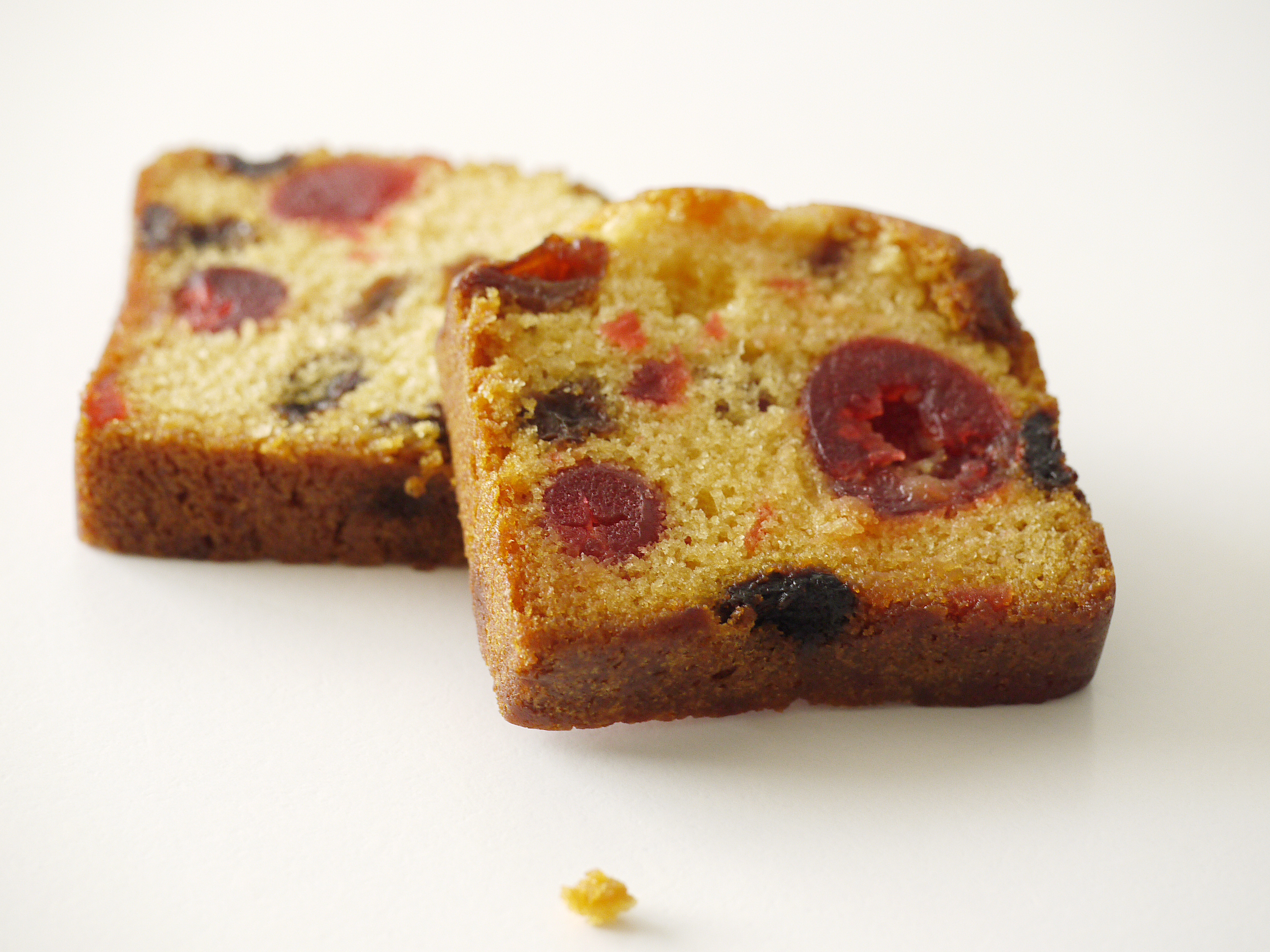 Fruit Cake Favor Slice
