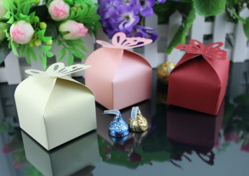 6cm berkat gift box for wedding