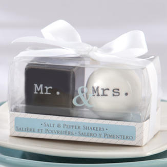 Productimage Picture Mr Mrs Ceramic Salt Pepper Shakers