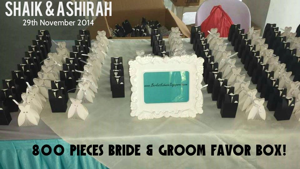 Wedding Gift Ideas For Bride And Groom Singapore : indian wedding doorgift singapore classy